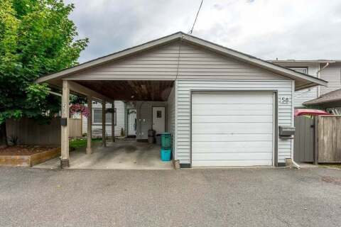 Townhouse for sale at 46689 First Ave Unit 57 Chilliwack British Columbia - MLS: R2470706