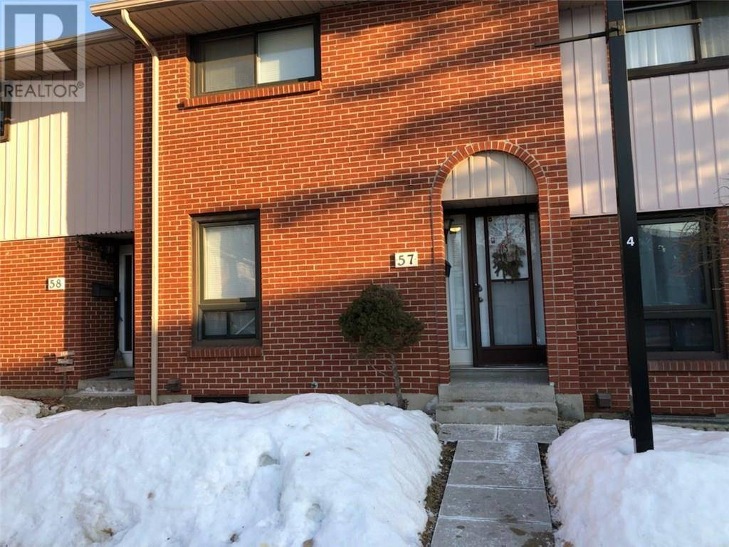 Townhouse for sale at 49 Rhonda Rd Unit 57 Guelph Ontario - MLS: 30792613