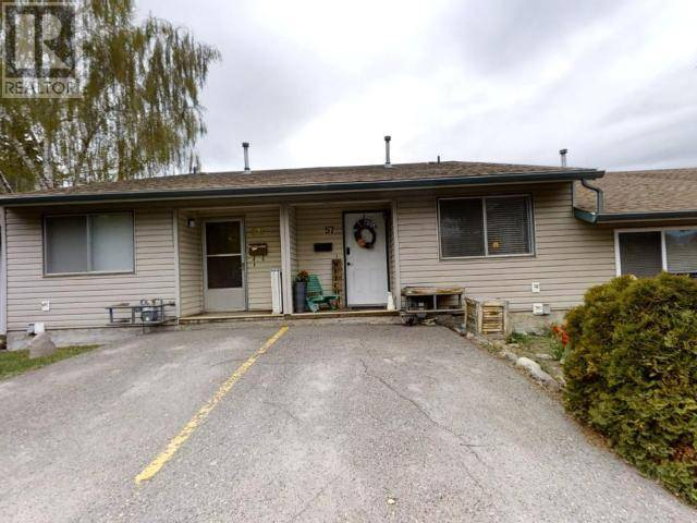 House for sale at 580 Dalgleish Drive  Unit 57 Kamloops British Columbia - MLS: 155856