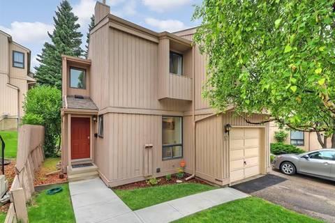 Townhouse for sale at 70 Beacham Wy Northwest Unit 57 Calgary Alberta - MLS: C4263243