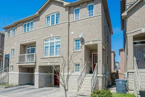 Condo for sale at 7155 Magistrate Terr Unit 57 Mississauga Ontario - MLS: W4481137