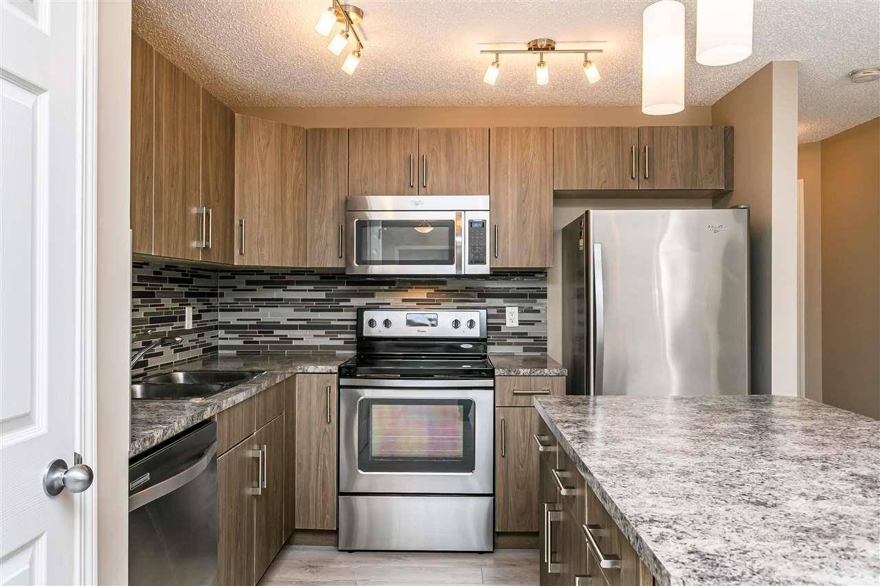 Townhouse for sale at 7385 Edgemont Wy Nw Unit 57 Edmonton Alberta - MLS: E4187288