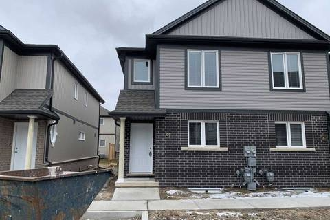 Townhouse for rent at 7768 Ascot Circ Unit 57 Niagara Falls Ontario - MLS: X4717450