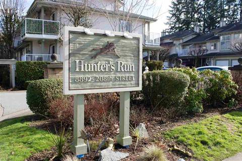 Townhouse for sale at 8892 208 St Unit 57 Langley British Columbia - MLS: R2435572
