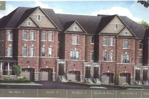 Townhouse for sale at 995 Mulock Dr Unit 57 Newmarket Ontario - MLS: N4422773