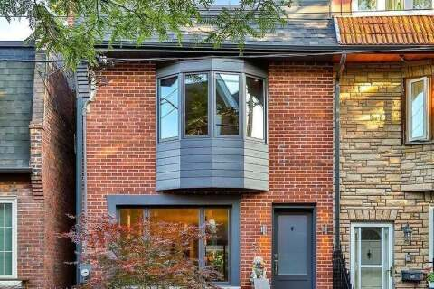 Townhouse for sale at 57 Alcorn Ave Toronto Ontario - MLS: C4860164
