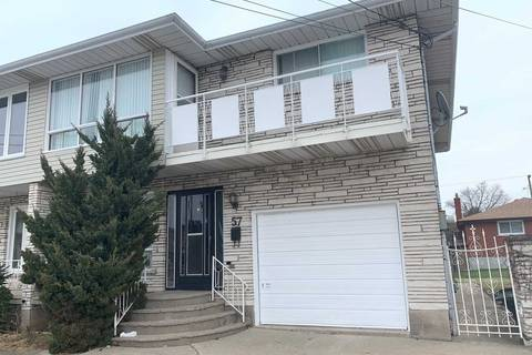 Townhouse for sale at 57 Algonquin Ct Hamilton Ontario - MLS: X4694553