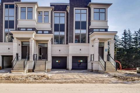 Townhouse for sale at 57 Armillo Pl Markham Ontario - MLS: N4656054
