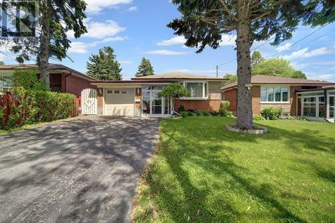 House for sale at 57 Ascolda Blvd Toronto Ontario - MLS: E4490024