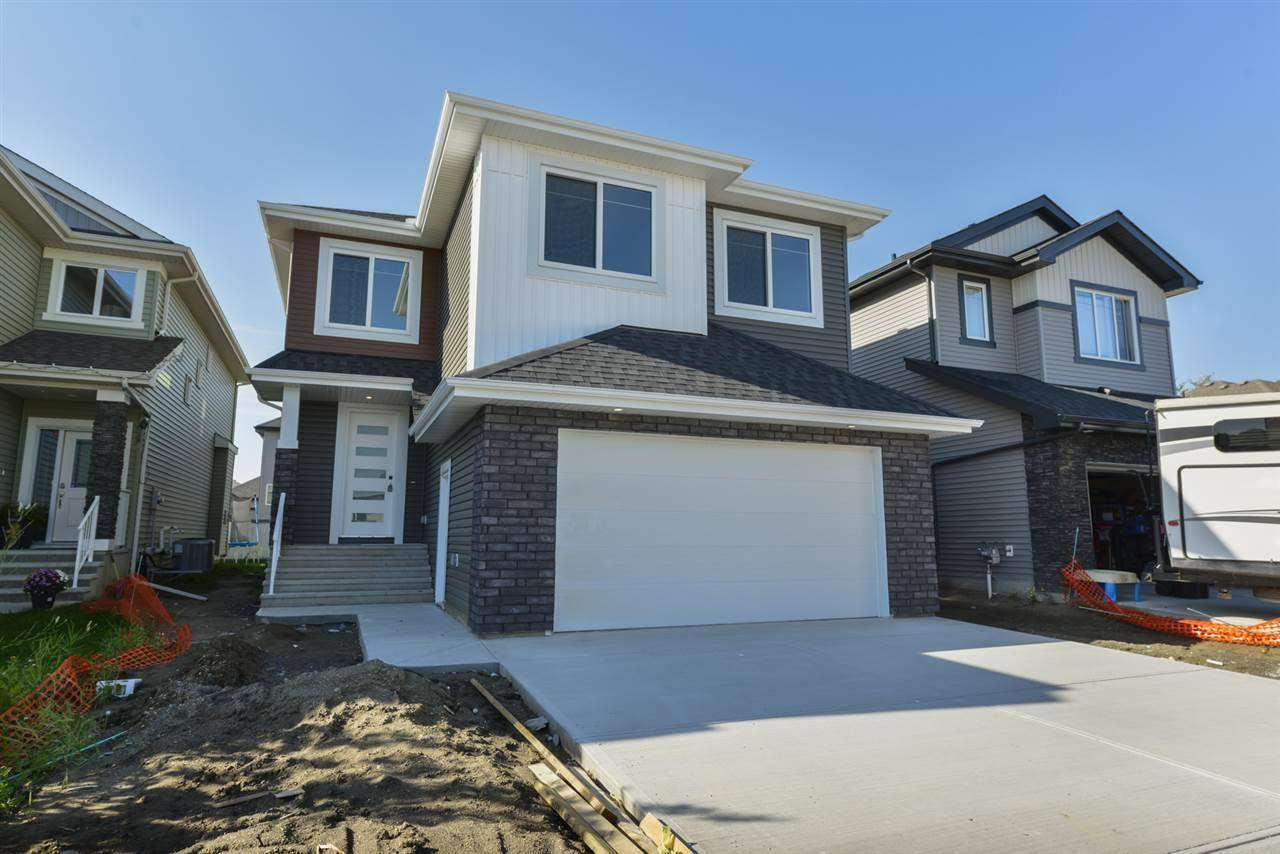 House for sale at 57 Autumnwood Cres Spruce Grove Alberta - MLS: E4172535