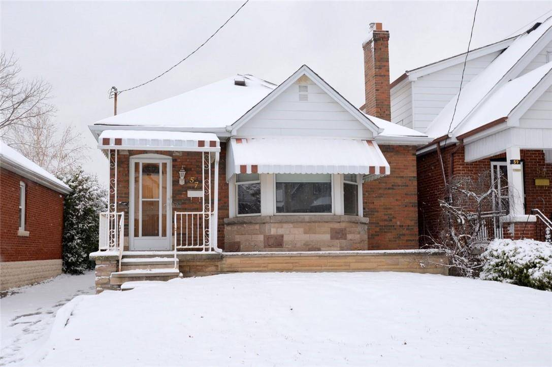 House for sale at 57 Barons Ave S Hamilton Ontario - MLS: H4068829