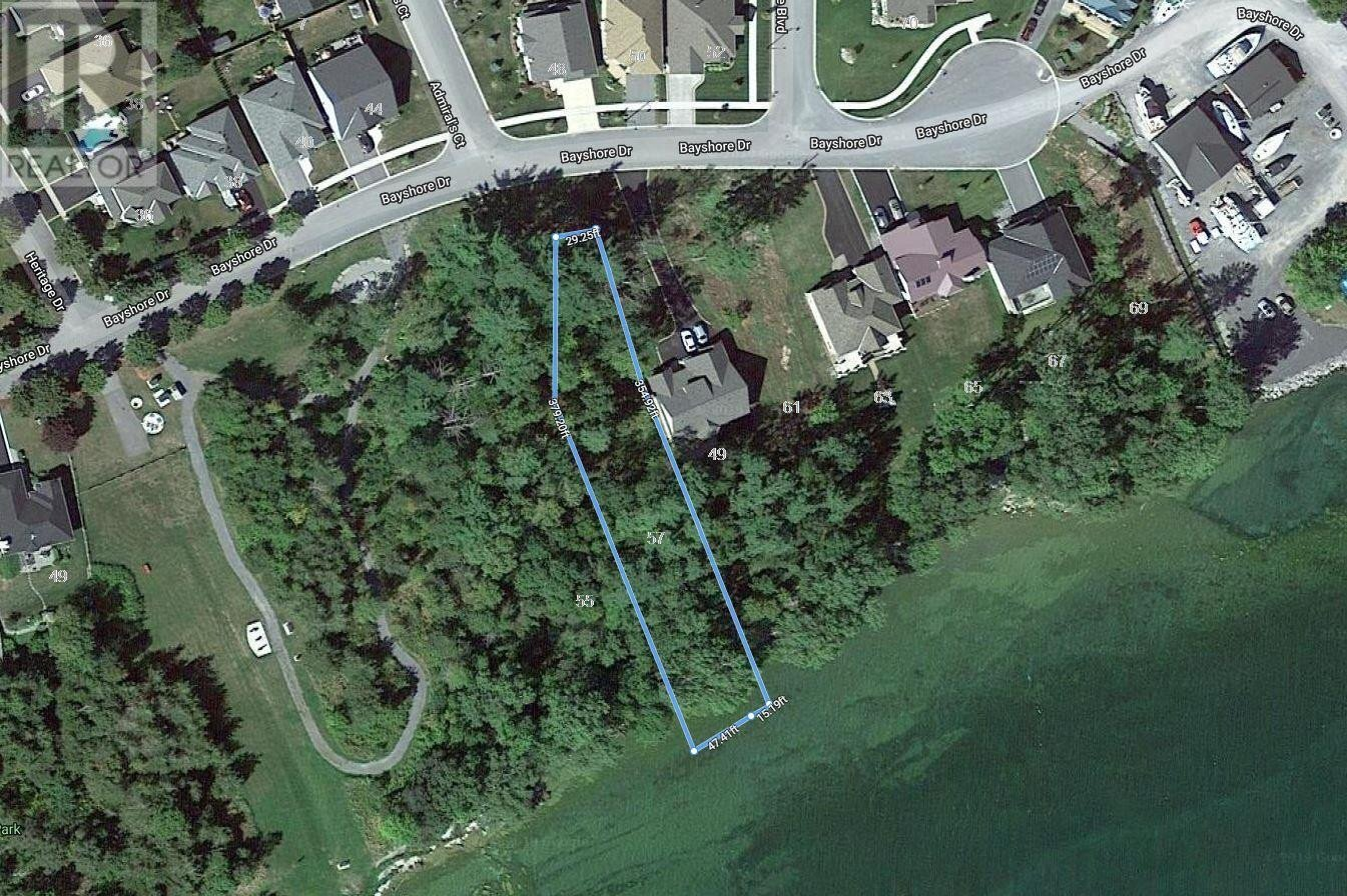 Residential property for sale at 57 Bayshore Rd Bath Ontario - MLS: K20003642