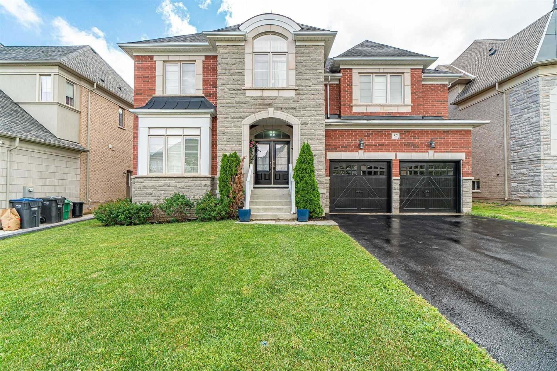 House for sale at 57 Beacon Hill Dr Brampton Ontario - MLS: W4825577