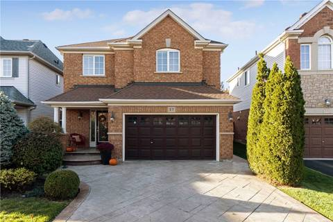 House for sale at 57 Belmont Blvd Halton Hills Ontario - MLS: W4606038