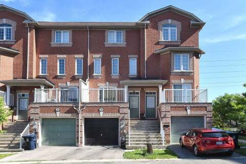 Townhouse for sale at 57 Beograd Gdns Toronto Ontario - MLS: W4803301