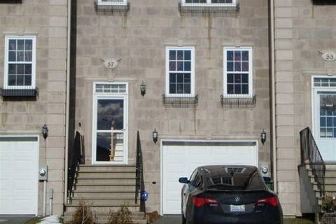 Townhouse for sale at 57 Brigadier Ct Halifax Nova Scotia - MLS: 201916231