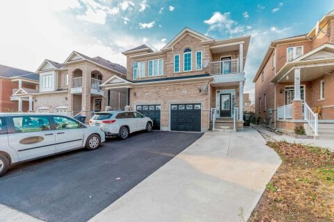 Townhouse for sale at 57 Calm Waters Cres Brampton Ontario - MLS: W4996517