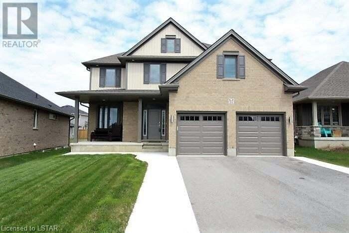 House for sale at 57 Carolina Cres St. Thomas Ontario - MLS: 277753