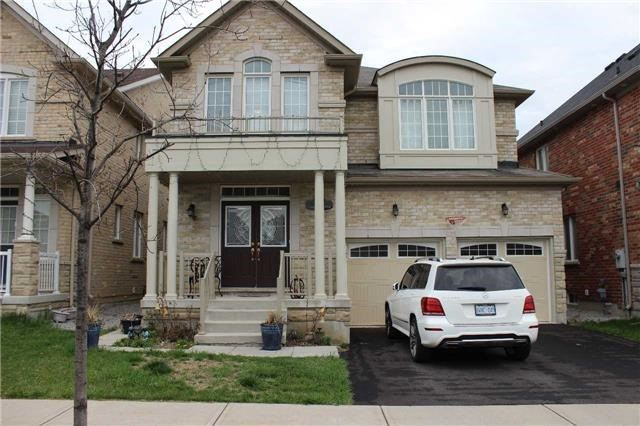 Removed: 57 Castle Oaks Crossing, Brampton, ON - Removed on 2018-09-14 05:21:28
