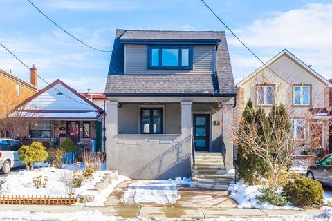 House for sale at 57 Chambers Ave Toronto Ontario - MLS: W4692853