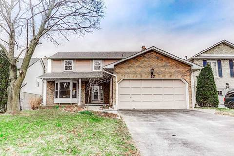 House for sale at 57 Citation Cres Whitby Ontario - MLS: E4422278