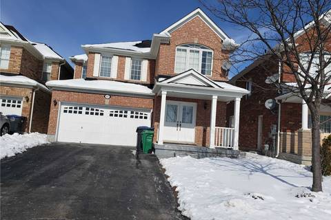 House for sale at 57 Crystal Hill Dr Brampton Ontario - MLS: W4707380