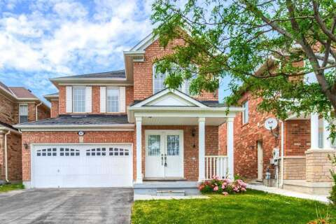 House for sale at 57 Crystalhill Dr Brampton Ontario - MLS: W4803465