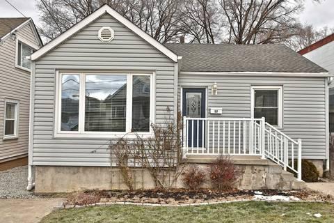 House for sale at 57 Dalhousie Ave Hamilton Ontario - MLS: X4698228