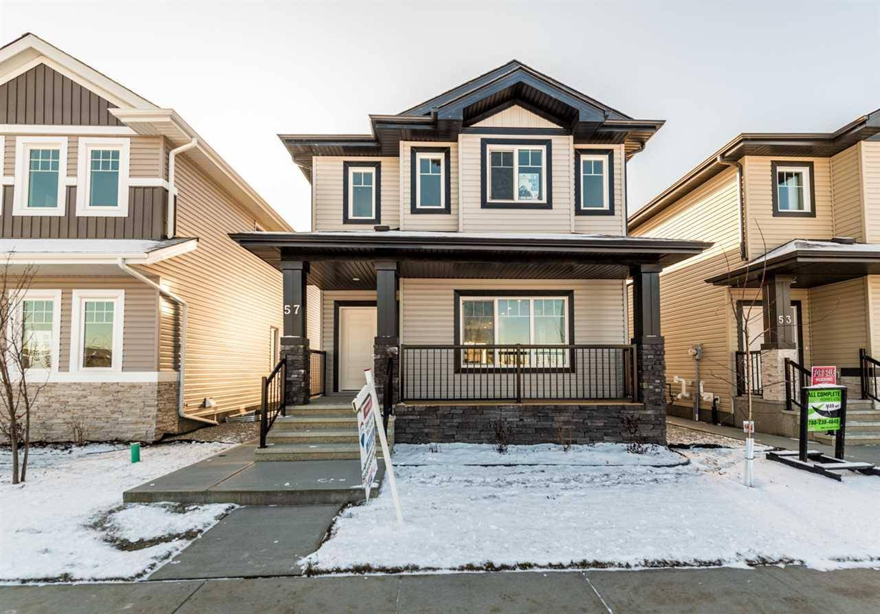 House for sale at 57 Dillingham Ave Nw Fort Saskatchewan Alberta - MLS: E4184754