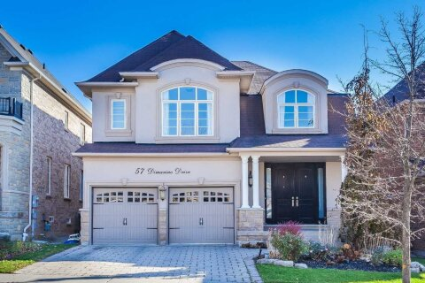 House for sale at 57 Dimarino Dr Vaughan Ontario - MLS: N4983924