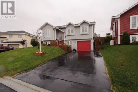 House for sale at 57 Dunluce Cres Mount Pearl Newfoundland - MLS: 1197092