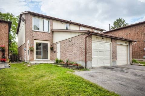 Townhouse for sale at 57 Empringham Cres Markham Ontario - MLS: N4492835