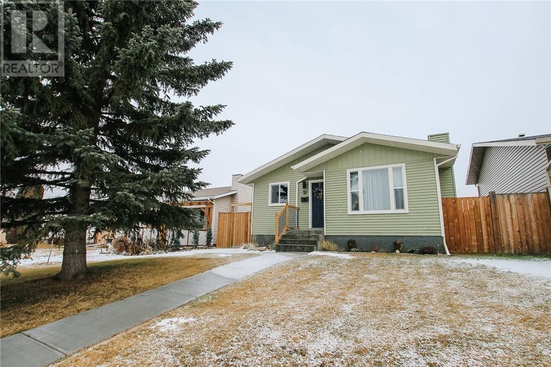 House for sale at 57 Erickson Dr Red Deer Alberta - MLS: ca0183834