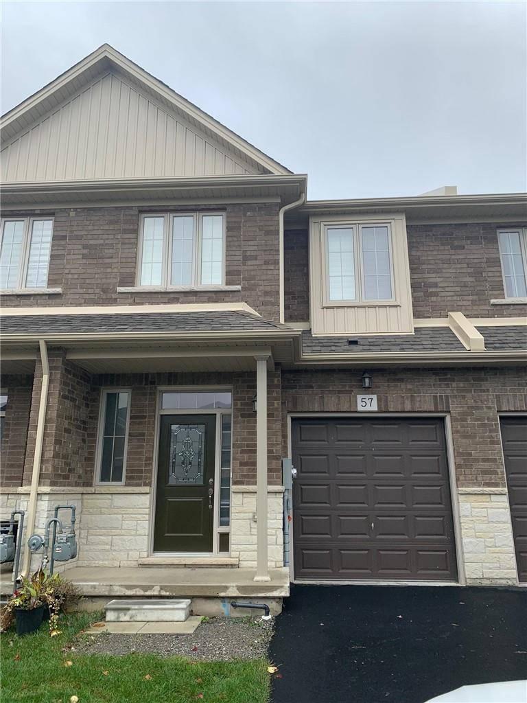 Townhouse for rent at 57 Fairgrounds Dr Binbrook Ontario - MLS: H4067263