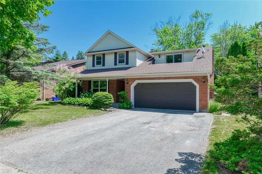 House for sale at 57 Fallingbrook Dr Fonthill Ontario - MLS: 30820147