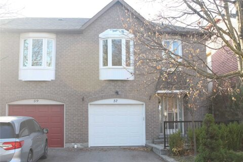 Townhouse for rent at 57 Foxglove Ct Markham Ontario - MLS: N4994453