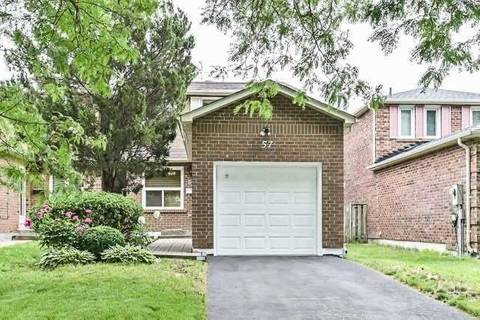 House for rent at 57 Frank Rivers Dr Toronto Ontario - MLS: E4594120