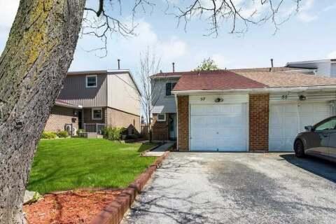 Townhouse for sale at 57 Gilmore Dr Brampton Ontario - MLS: W4771491