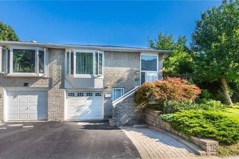 Townhouse for rent at 57 Heatherside Dr Toronto Ontario - MLS: E4676242