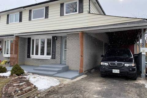 Townhouse for sale at 57 Jefferson Rd Brampton Ontario - MLS: W4698583