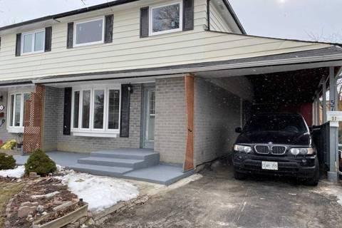 Townhouse for sale at 57 Jefferson Rd Brampton Ontario - MLS: W4698583