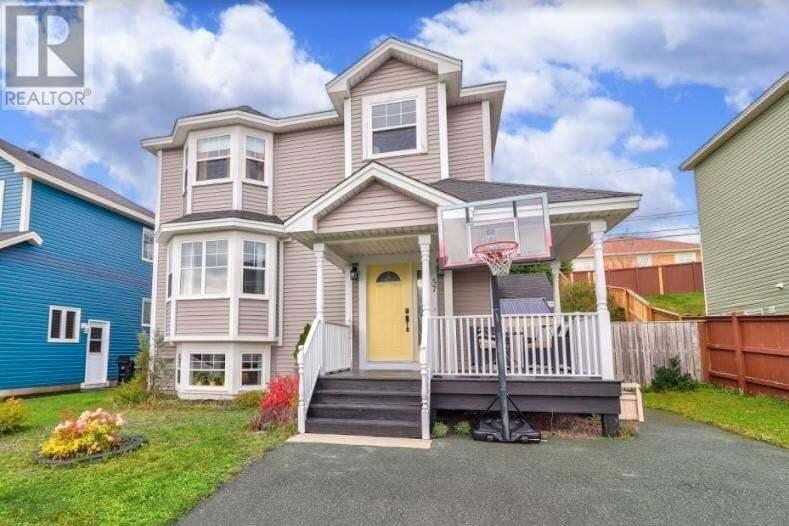 House for sale at 57 Julieann Pl St. John's Newfoundland - MLS: 1222620