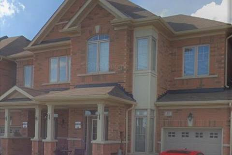 Townhouse for sale at 57 Kempenfelt Tr Brampton Ontario - MLS: W4694953