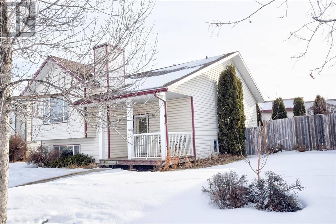 House for sale at 57 Kendrew Dr Red Deer Alberta - MLS: ca0190734