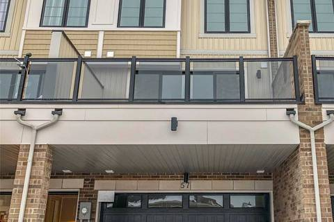 Townhouse for sale at 57 King George Wy Clarington Ontario - MLS: E4653522