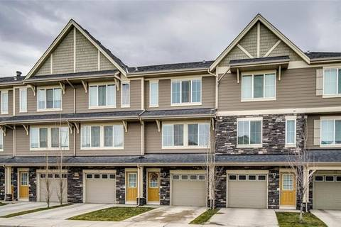 Townhouse for sale at 57 Kinlea Wy Northwest Calgary Alberta - MLS: C4275475