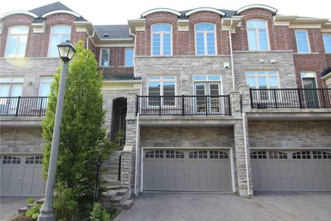Townhouse for rent at 57 Kylemore Wy Markham Ontario - MLS: N4646484