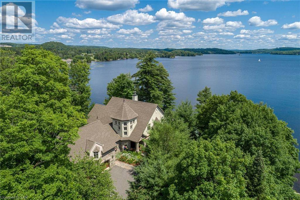 House for sale at 57 Lake Dr Huntsville Ontario - MLS: 216397