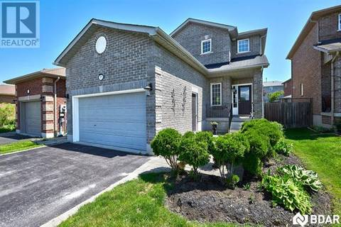 House for sale at 57 Lamont Cres Barrie Ontario - MLS: 30744210