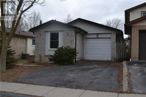 House for sale at 57 Leacock Ave Guelph Ontario - MLS: 30725464